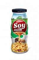 13 Trobico Soy milk Glass bot 300ml