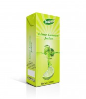 200ml Lemon Juice Tetra Pak