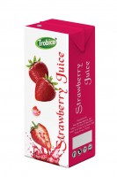 200ml NFC Strawberry Juice