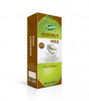 200ml Natural Coconut Milk 3