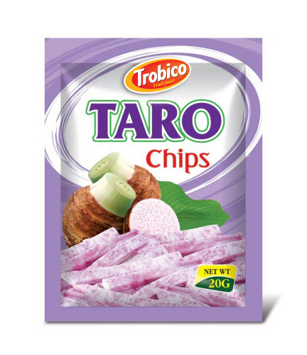 20G Taro Chips - Beverage Supplies | Private label manufacturers