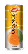250 ml Orange juice