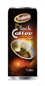 250ml Black Coffee Drink