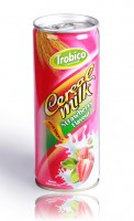 250ml Cereal milk strawberry Flavour alu can