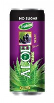 250ml Grape Flavour Aloe Vera Juice
