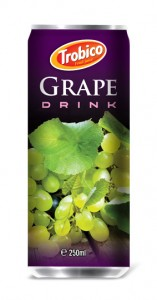 250ml NFC Grape Juice