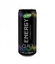 250ml alu zero energy drink