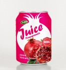 250ml Canned Natural Pomegranate Fruit Juice