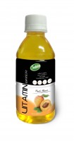 250ml Pet bottle  Peach Flavor Vitamin Water Drink