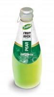 290ml Glass bottle Pear Drink
