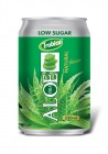 3 Aloe vera natural alu can 330ml