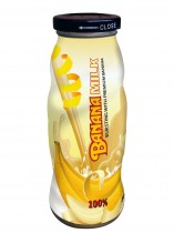300ml Banana Milk