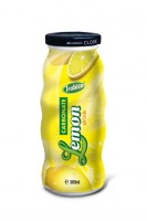 300ml Bottle Carbonated Lemon Drink