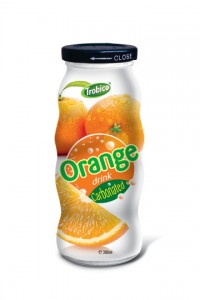300ml Carbonated Orange Drink