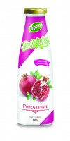300ml Glass bottle Pomegranate Juice