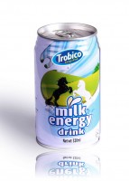 320ml Milk Energy Drink