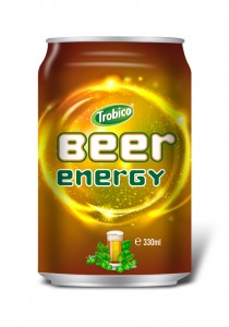 330ml Beer Energy drink Alu can