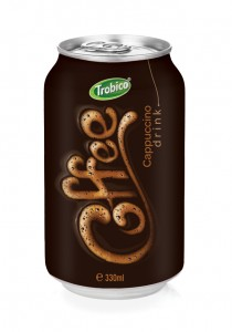 330ml Cappuccino Coffee Drink