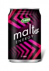 330ml Malt energy alu can