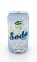 330ml soda water drink