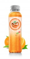 350ml Chia Seed Orange Flavour Pet bottle