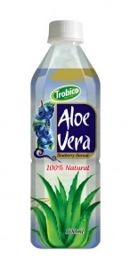 500ml Aloe vera blueberry flavour
