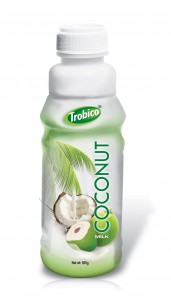 500ml PP Bottle Coconut Milk
