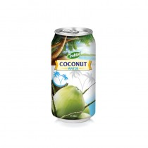 500ml Canned High Quality Pure Coconut Water