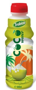 512 Trobico coconut water PP bottle 500ml