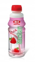 514 Trobico strawberry milk PP bottle 500ml