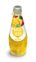 515 Trobico Basil seed glass bottle 290ml