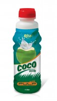 521 Trobico coco milk with pulp pp bottle 500ml