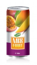 523 Trobico mix fruit drink alu can 180ml