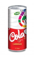 525 Trobico carbonated cola alu can 250ml