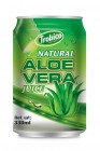 551 Trobico Natural aloe vera juice alu can 330ml