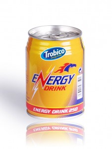 558 Trobico Energy drink alu can 250ml