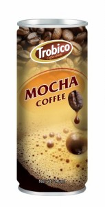 579 Trobico Mocha coffee alu can 240ml