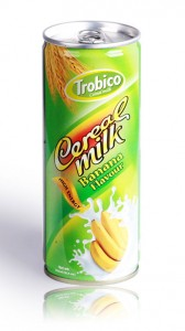 585 Trobico cereal milk banana flavor alu can 250ml