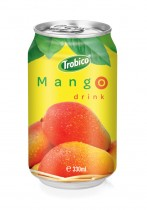 592 Trobico Mango drink alu can 330ml