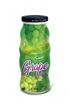 667 Trobico Grape juice glass bottle 300ml