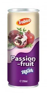 682 Trobico Passion fruit milk alu can 250ml