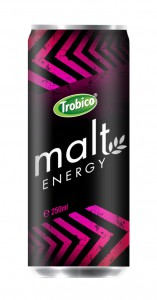 689 Trobico Malt energy alu can 250ml