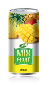 705 Trobico Mix fruit drink alu can 180ml
