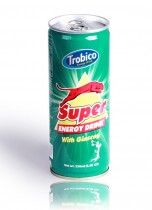 719 Trobico Super energy drink with ginseng alu can 250ml