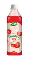 723 Trobico Strawberry milk pet bottle 500ml