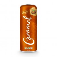 Caramel Wholesale Coffee Drink in 250ml Can