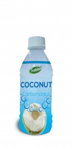Co2 coconut water 350ml pet bottle
