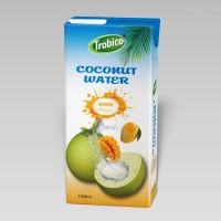 Coconut water with mango juice 1000ml