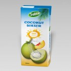 Coconut water with peach juice  1000ml
