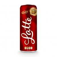 Latte Wholesale Coffee Drink in 250ml Can